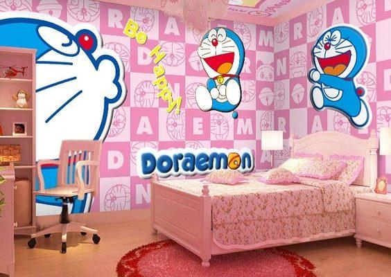 dekorasi kamar doraemon 8 min