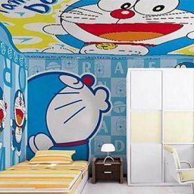530 Koleksi Gambar Doraemon Di Dinding Kamar Tidur Terbaik