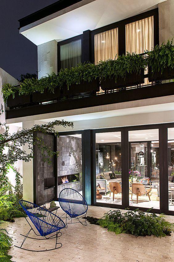 desain rumah modern minimalis 19
