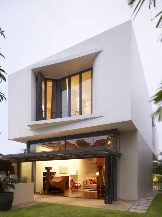 desain rumah modern minimalis 21