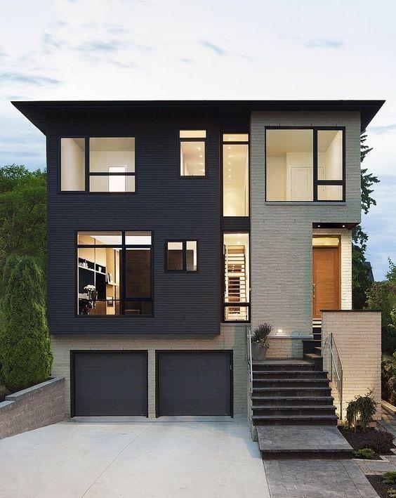 desain rumah modern minimalis 6