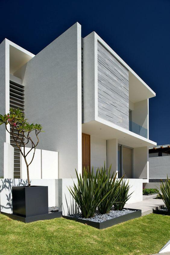 desain rumah modern minimalis 8