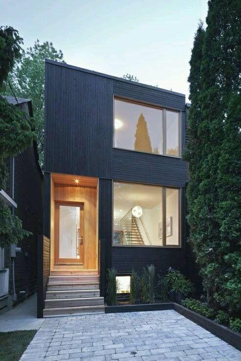 desain rumah modern minimalis 4
