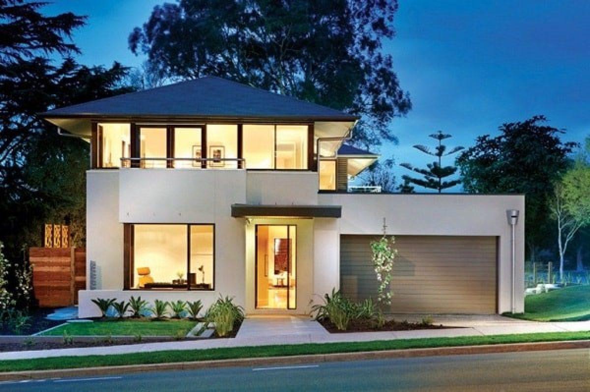 25 Desain Rumah Minimalis 2 Lantai Untuk Inspirasi Hunian Modern