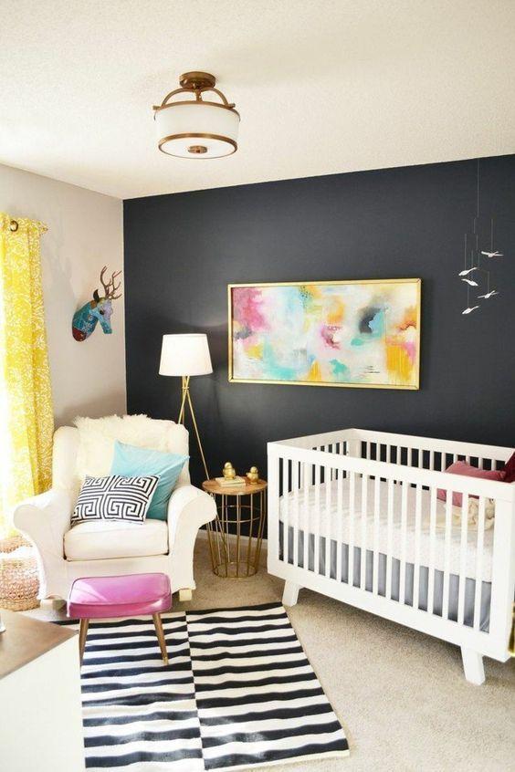 desain kamar tidur bayi 12