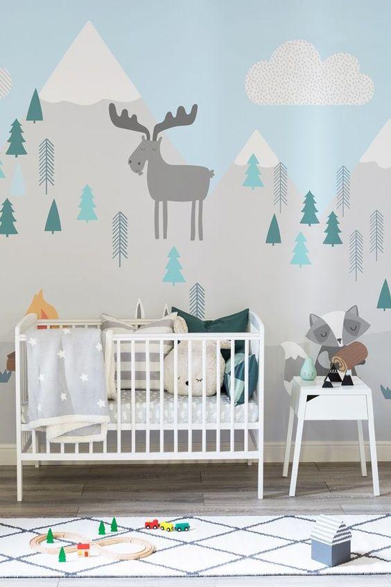 desain kamar tidur bayi 5