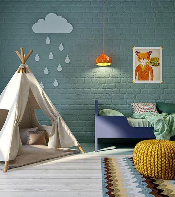 desain kamar tidur bayi 6