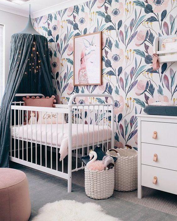 desain kamar tidur bayi 6a