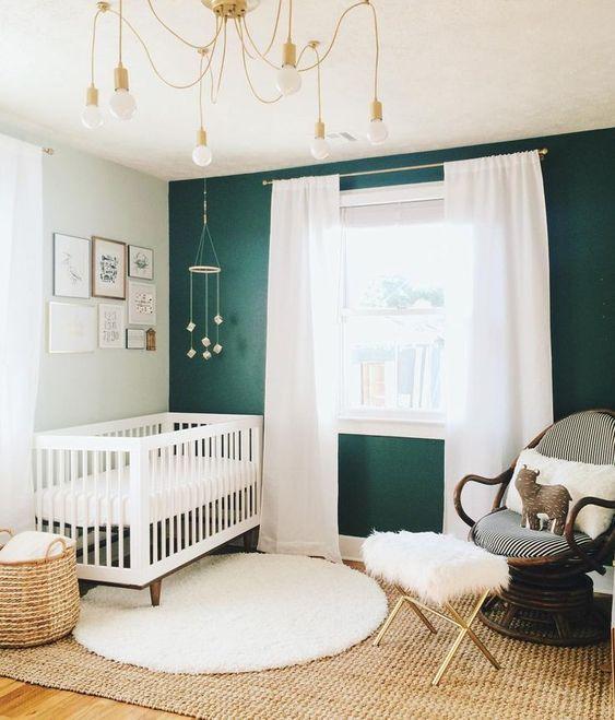 desain kamar tidur bayi 9