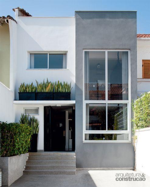 desain rumah kecil modern 10