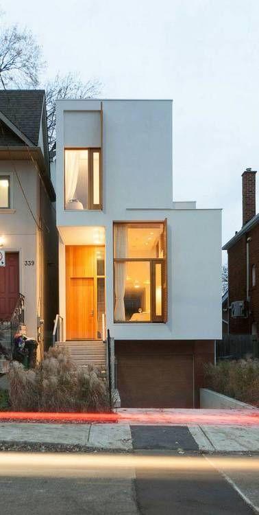 desain rumah kecil modern 11