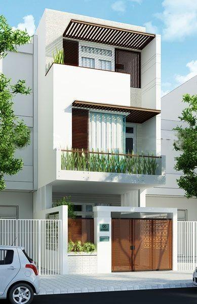 desain rumah kecil modern 13