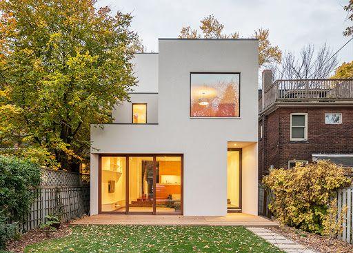 desain rumah kecil modern 15