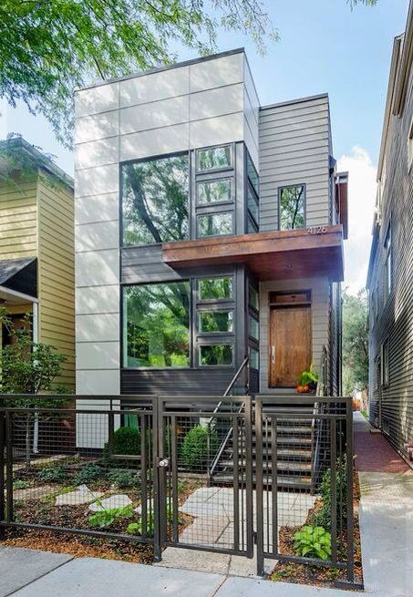 desain rumah kecil modern 16