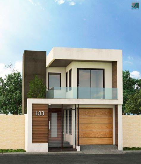 46 Gambar Inspirasi Desain Rumah Modern Yang Bisa Anda Tiru Download