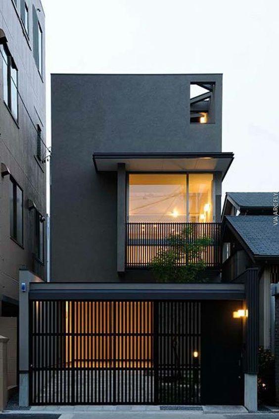 desain rumah kecil modern 4
