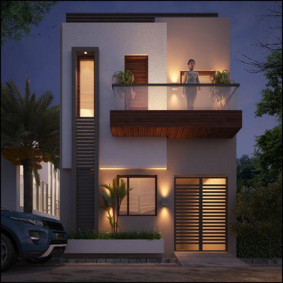 desain rumah kecil modern 5