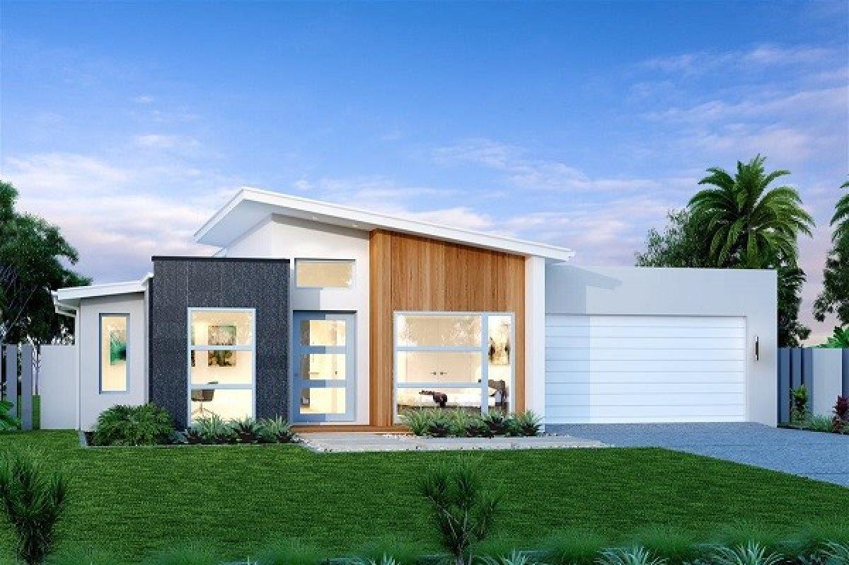 desain rumah minimalis lantai 1