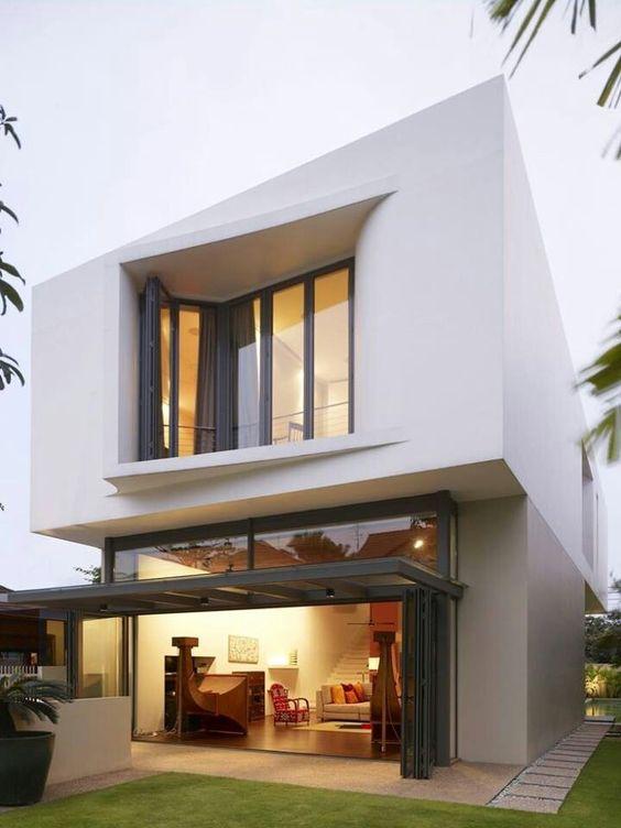 desain rumah minimalis 2018 14