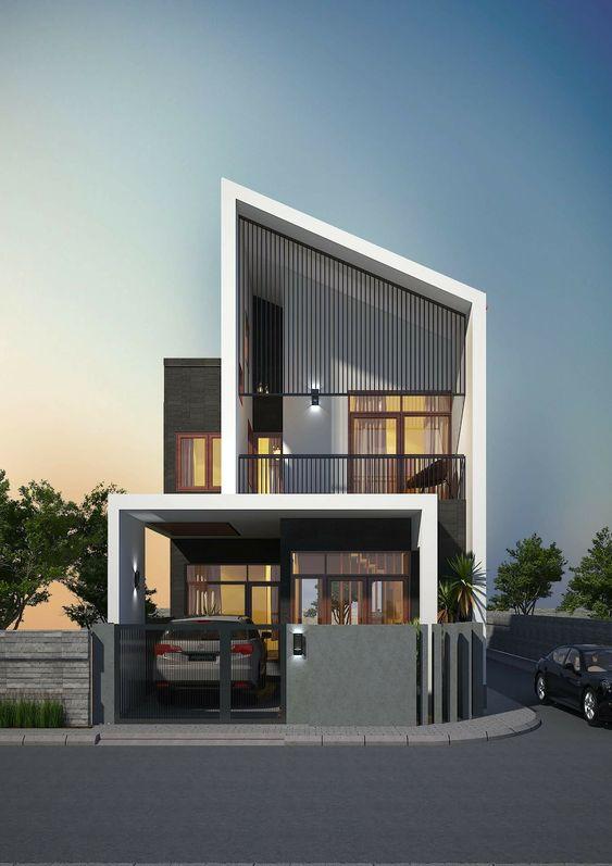 78 Gambar Rumah Minimalis Mewah 2019 Terbaru