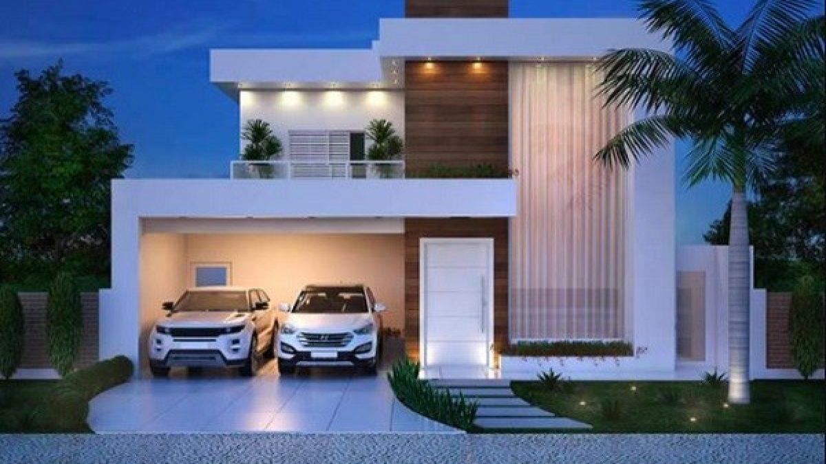 20 Inspirasi Terbaik Desain Rumah Minimalis 2019 Yang Menawan Rumah minimalis terbaik di dunia