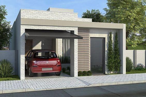 25 Inpsirasi Terbaru Desain Rumah Minimalis Tampak Depan