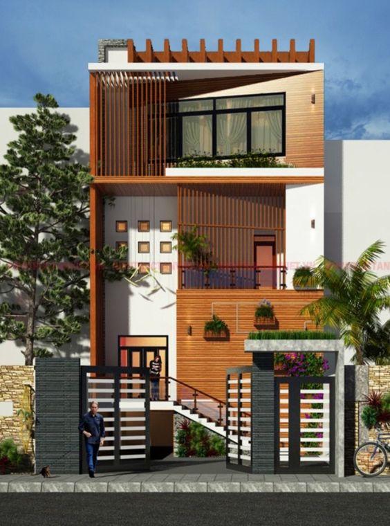 rumah minimalis tampak depan 13