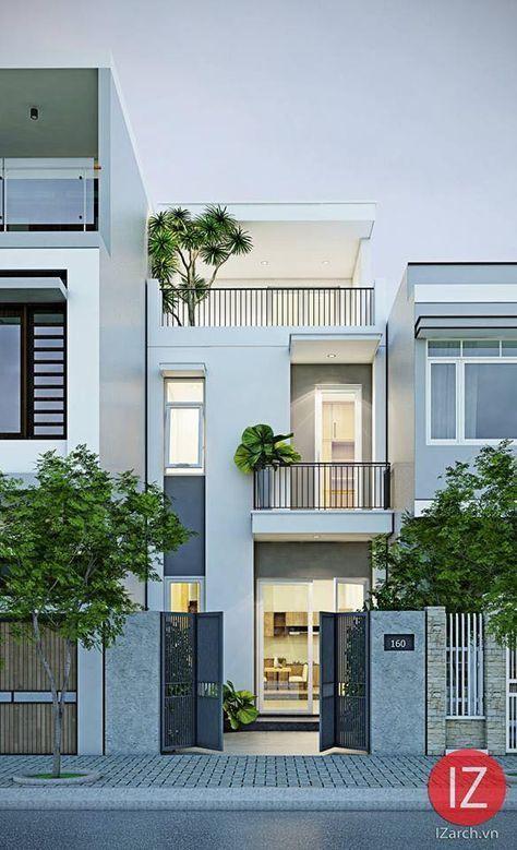 rumah minimalis tampak depan 15