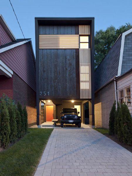 rumah minimalis tampak depan 17