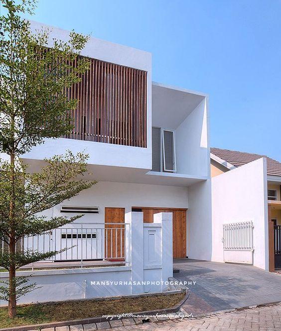 rumah minimalis tampak depan 20