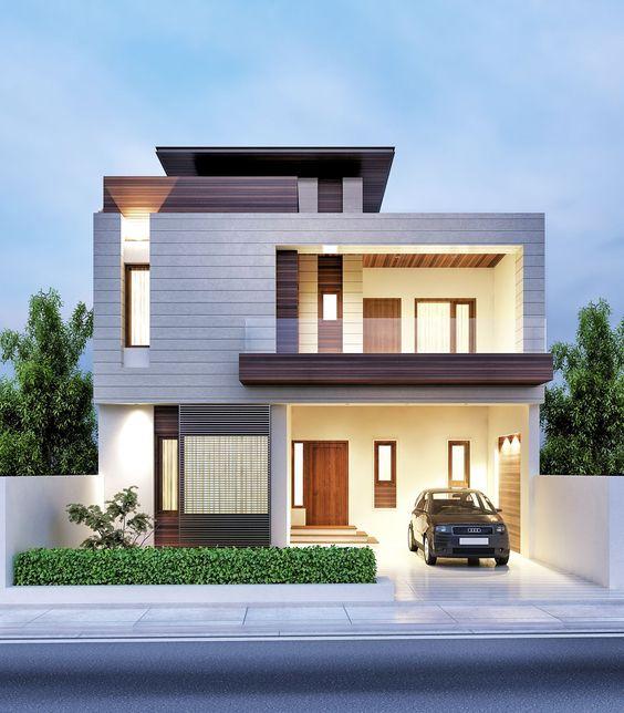 rumah minimalis tampak depan 9