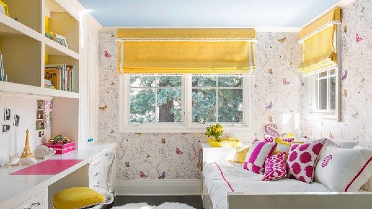 25 Inspirasi Desain Kamar Anak Perempuan Dengan Nuansa Modern