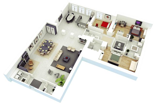 88 Koleksi Ide Desain Rumah Minimalis Modern 2 Kamar HD Terbaru Unduh Gratis