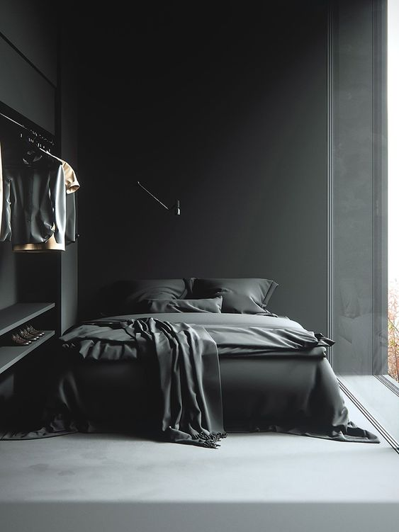 kamar tidur minimalis 11