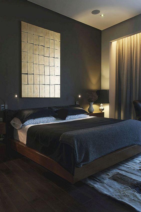 kamar tidur minimalis 16