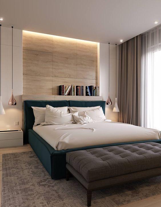 kamar tidur minimalis 22