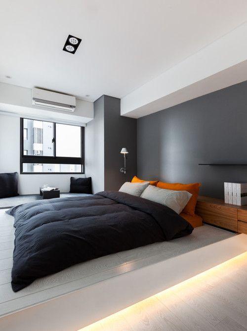 kamar tidur minimalis 25
