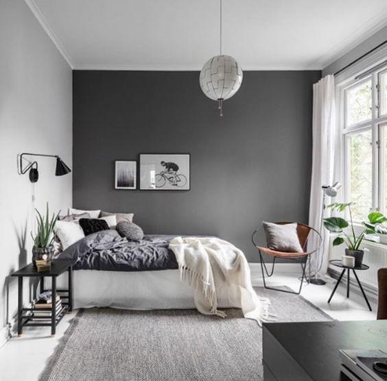 kamar tidur minimalis 4