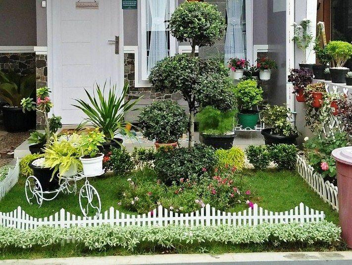 9100 Gambar Rumah Dan Taman Kartun HD Terbaik