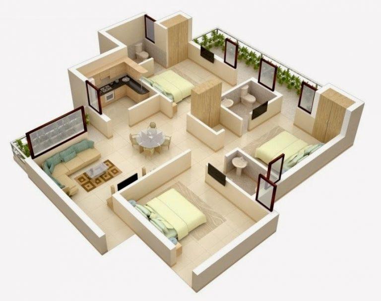 Desain Interior Kamar Desain Interior Dan Eksterior Rumah Minimalis