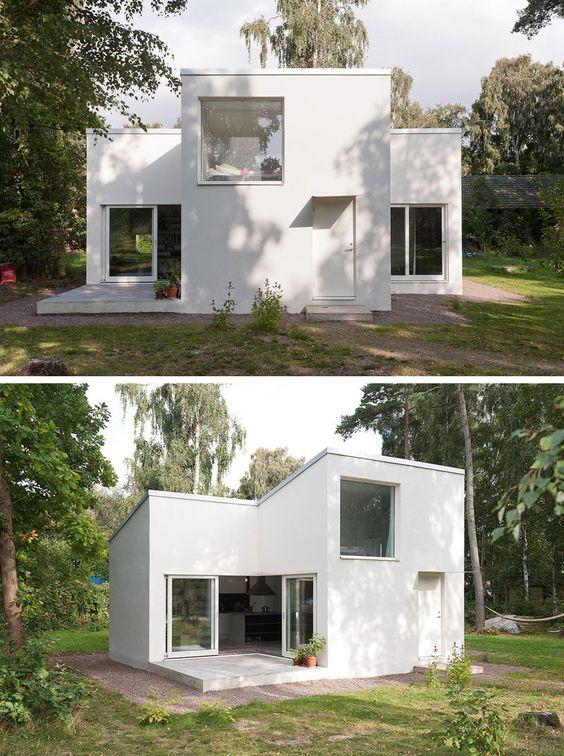 25 Inspirasi Terbaru Desain Rumah 2 Lantai Dengan Konsep