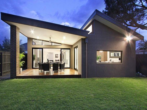 15 Desain Rumah Minimalis Sederhana Modern Terbaru Yang Kekinian