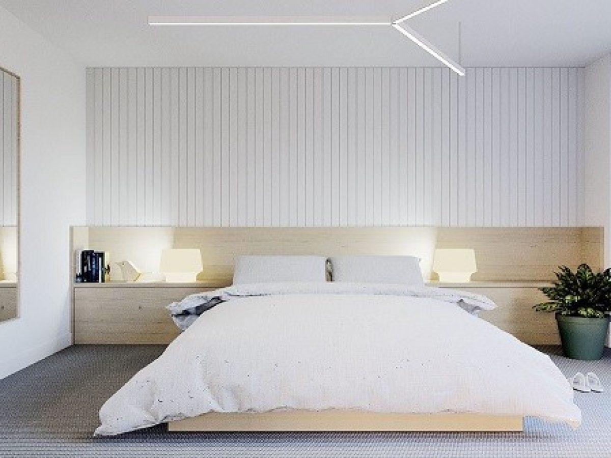 3 Desain Kamar Tidur Minimalis Dengan Dekorasi Kekinian Yang Cantik
