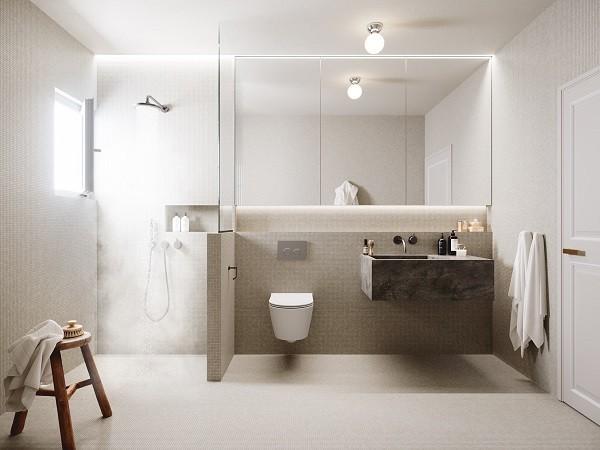 ide kamar mandi minimalis