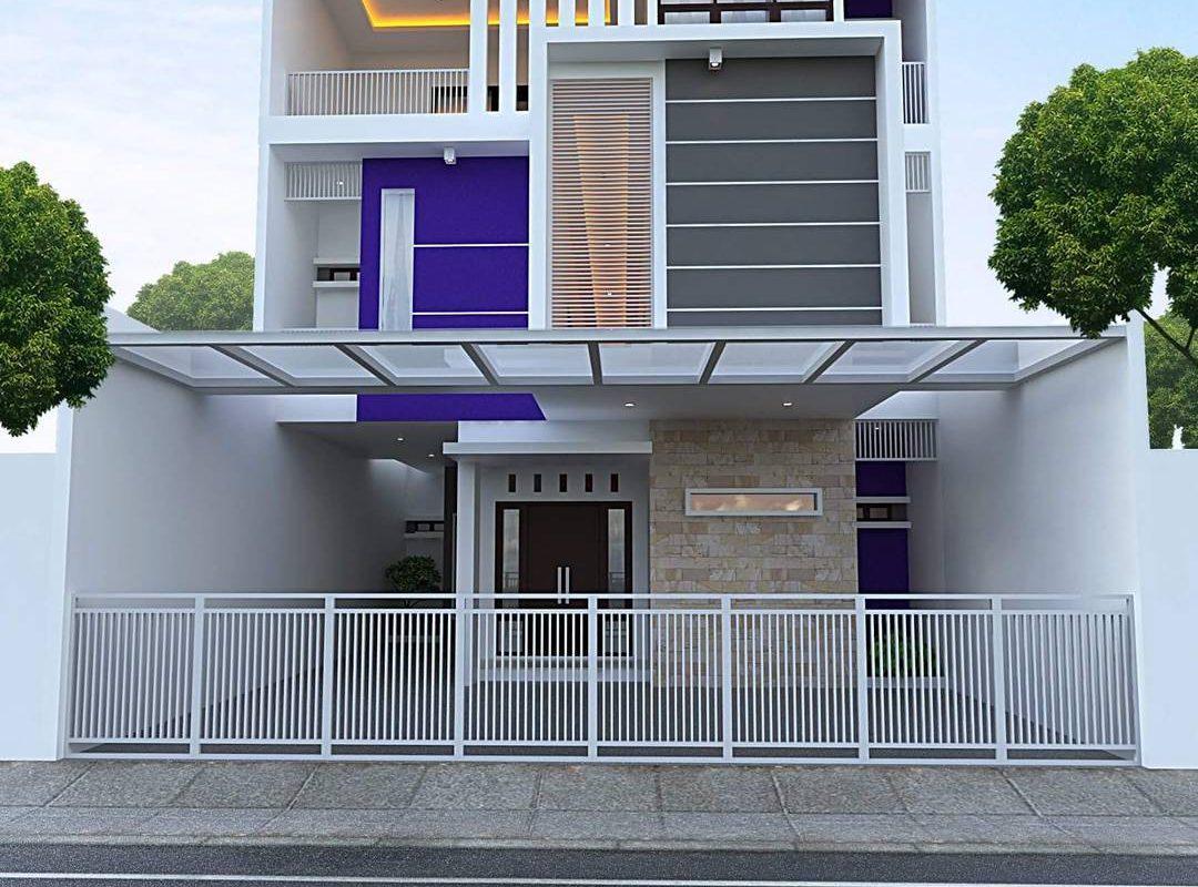 10 Inspirasi Rumah Minimalis Tampak Depan Impian Anda