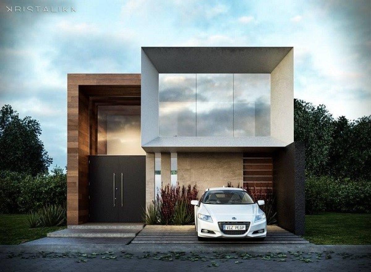 25 Inspirasi Terbaru Desain Rumah 2 Lantai Dengan Konsep Minimalis