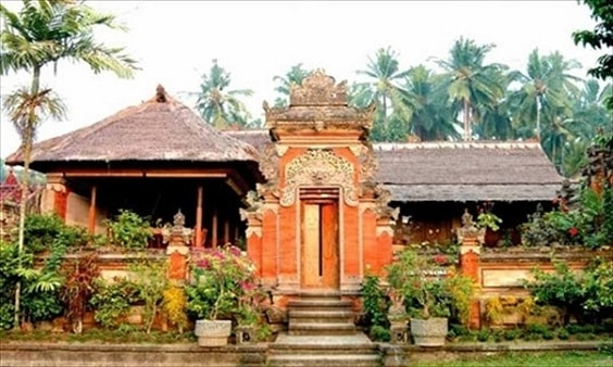 920+ Gambar Rumah Adat Bali Beserta Namanya Terbaru