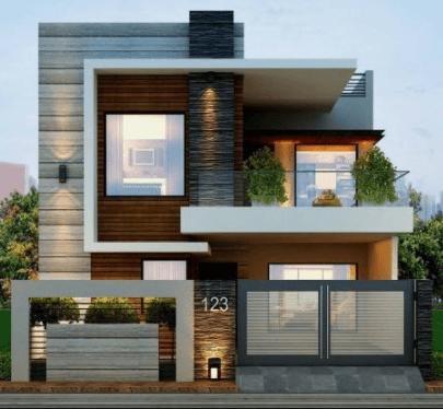 10+ Inspirasi Rumah Minimalis Tampak Depan Impian Anda