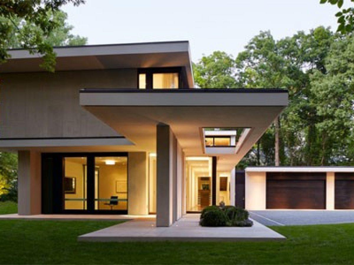 100 Gambar Rumah Minimalis Terbaru 1 2 Lantai Berikut Denah