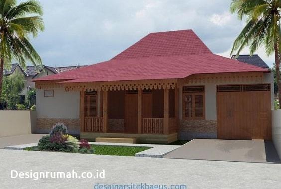 970+ Gambar Rumah Betawi Modern Gratis